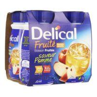 DELICAL BOISSON FRUITEE Nutriment pomme 4Bouteilles/200ml à CANEJAN