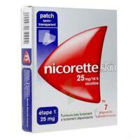 Nicoretteskin 25 mg/16 h Dispositif transdermique B/28 à CANEJAN