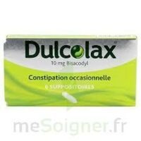 DULCOLAX 10 mg, suppositoire à CANEJAN