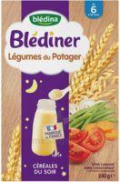 Blédîner Céréales Légumes du potager 240g à CANEJAN
