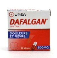 DAFALGAN 500 mg Gélules 2plq/8 (16) à CANEJAN