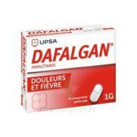 DAFALGAN 1000 mg Comprimés pelliculés Plq/8 à CANEJAN
