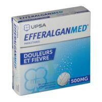 EFFERALGANMED 500 mg, comprimé effervescent sécable à CANEJAN
