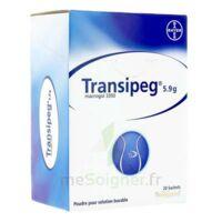 Transipeg 5,9g Poudre Solution Buvable En Sachet 20 Sachets à CANEJAN