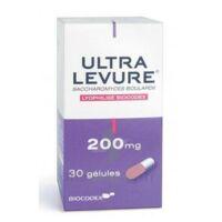 ULTRA-LEVURE 200 mg Gélules Fl/30 à CANEJAN