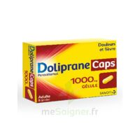 DOLIPRANECAPS 1000 mg Gélules Plq/8 à CANEJAN