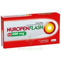 NUROFENFLASH 400 mg Comprimés pelliculés Plq/12 à CANEJAN