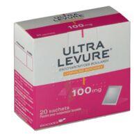 ULTRA-LEVURE 100 mg Poudre pour suspension buvable en sachet B/20 à CANEJAN