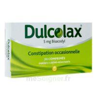 DULCOLAX 5 mg Comprimés enrobés gastro-résistants Plq/30 à CANEJAN