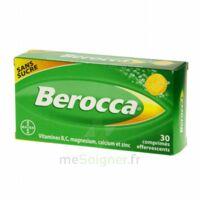 Berocca Comprimés effervescents sans sucre T/30 à CANEJAN