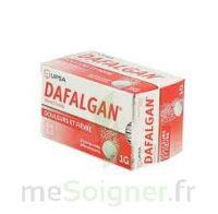 DAFALGAN 1000 mg Comprimés effervescents B/8 à CANEJAN