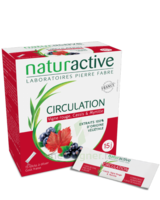 Naturactive Phytothérapie Fluides Solution buvable circulation 15Sticks/10ml à CANEJAN