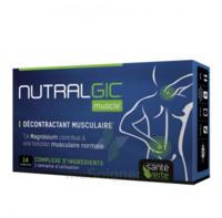 Nutralgic Muscle Comprimés décontractant musculaire B/14 à CANEJAN