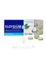 Elgydium Antiplaque Chew gum B/10 à CANEJAN