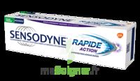Sensodyne Rapide Pâte dentifrice dents sensibles 75ml à CANEJAN