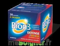 Bion 3 Défense Junior Comprimés à croquer framboise B/30 à CANEJAN
