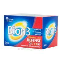 Bion 3 Défense Junior Comprimés à croquer framboise B/60 à CANEJAN