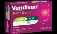 Vendivair Nez/Gorge Comprimés jour et nuit B/12+4 à CANEJAN