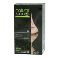Nature & Soin Kit coloration 1N noir intense à CANEJAN
