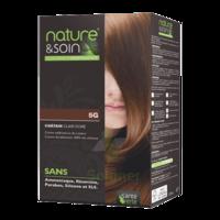 Nature & Soin Kit coloration 5G châtain clair doré à CANEJAN