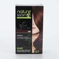 NATURE&SOIN Kit coloration 5M chocolat à CANEJAN