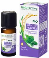Naturactive Huile essentielle bio Menthe poivrée Fl/10ml à CANEJAN