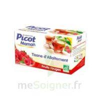 Picot Maman Tisane d'allaitement Fruits rouges 20 Sachets à CANEJAN
