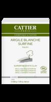 Cattier Argile Poudre surfine blanche 200g à CANEJAN
