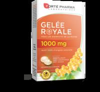 Forte Pharma Gelée royale 1000 mg Comprimé à croquer B/20 à CANEJAN
