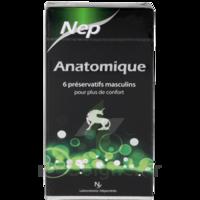 Nepenthes Préservatif Anatomique B/6 à CANEJAN