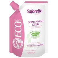 Saforelle Solution soin lavant doux Eco-recharge/400ml à CANEJAN