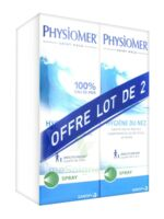 Physiomer Solution nasale adulte enfant 2*Sprays/135ml à CANEJAN