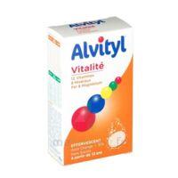Alvityl Vitalité Effervescent Comprimé effervescent B/30 à CANEJAN