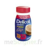 DELICAL BOISSON HP HC CONCENTREE Nutriment café 4Bouteilles/200ml à CANEJAN