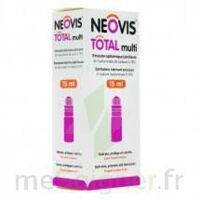 NEOVIS TOTAL MULTI S ophtalmique lubrifiante pour instillation oculaire Fl/15ml à CANEJAN