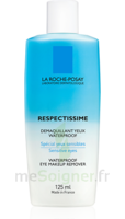 Respectissime Lotion waterproof démaquillant yeux 125ml à CANEJAN