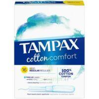 Tampax Pearl Cotton - Confort Régulier à CANEJAN