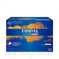 Tampax Compak - Tampon Super Plus à CANEJAN