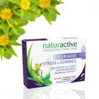 Naturactive Seriane Stress Et Sommeil 30gélules à CANEJAN