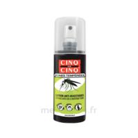 Cinq sur Cinq Zones Tempérées Lotion anti-moustique 100ml à CANEJAN