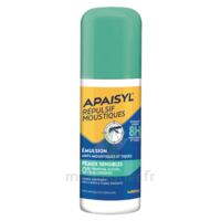 Apaisyl Répulsif Moustiques Emulsion peaux sensibles 90ml à CANEJAN