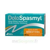 DOLOSPASMYL 60 mg/300 mg Caps molle Plq PVC/alu/20 à CANEJAN