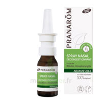 Aromaforce Solution nasale dégage le nez 15ml à CANEJAN