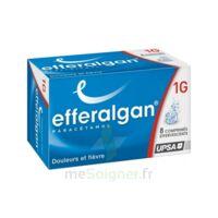 EFFERALGANMED 1 g Cpr eff T/8 à CANEJAN