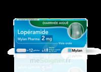 LOPERAMIDE MYLAN PHARMA 2MG, gélules à CANEJAN