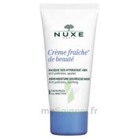 Crème fraiche® de beauté - masque hydratant 48h et anti-pollution50ml à CANEJAN