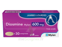 DIOSMINE MYLAN 600 mg, comprimé à CANEJAN