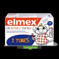 Elmex Duo Dentifrice Enfant, Tube 50 Ml X 2 à CANEJAN
