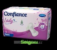 Confiance Lady Protection Anatomique Incontinence 4 Gouttes Sachet/14 à CANEJAN