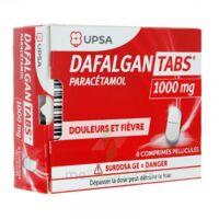 Dafalgantabs 1 G Cpr Pell Plq/8 à CANEJAN